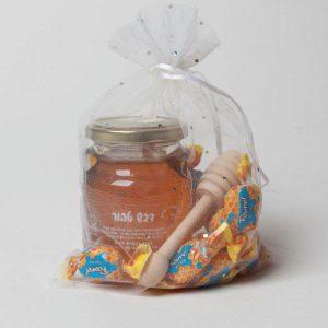 דבש באריזת מתנה
