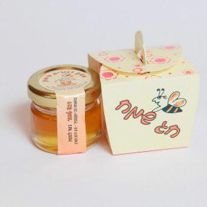 דבש 30 גרם במארז