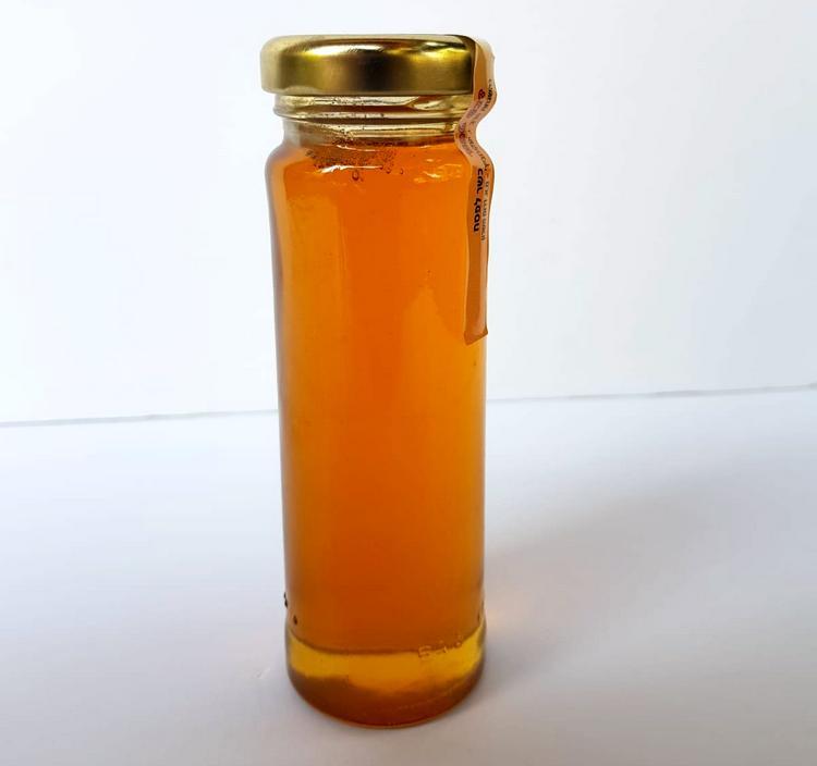 דבש טהור בצנצנת זכוכית 200 גרם