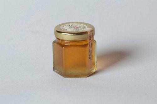 דבש טהור בצנצנת זכוכית 60 גרם