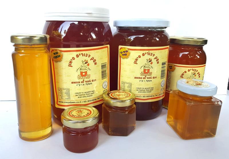 מוצרי דבש טהור