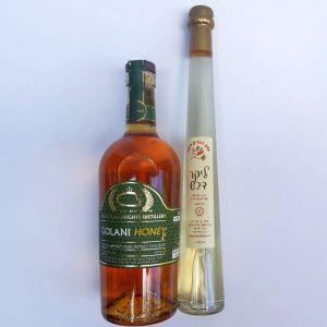אלכוהול עם דבש