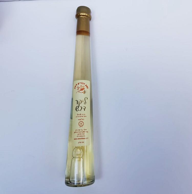 בקבוק ליקר דבש